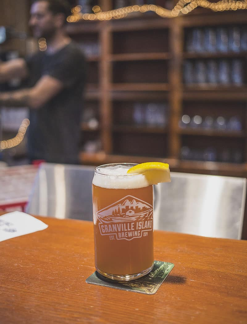 granville island brewery