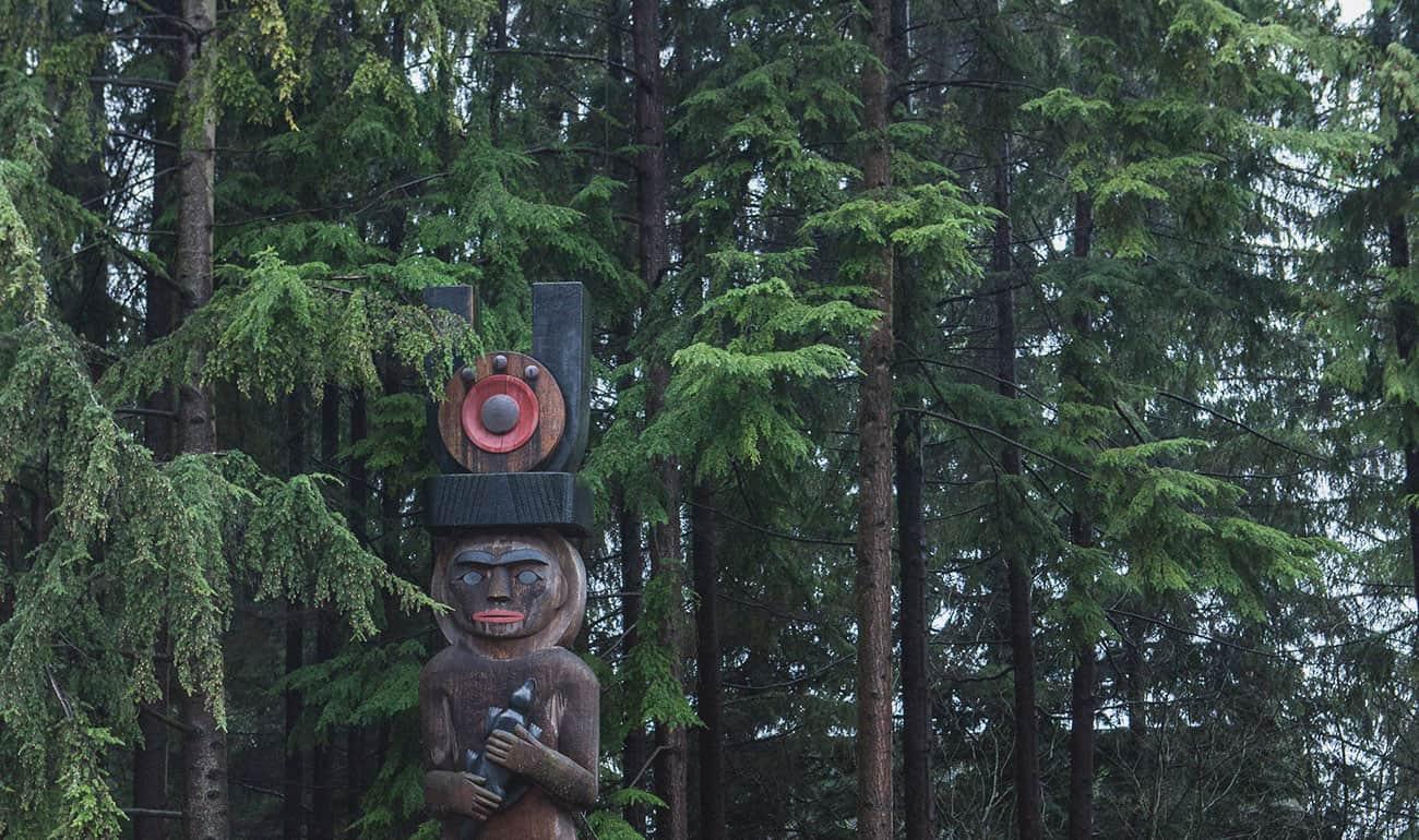 Museo de Antropología de Vancouver